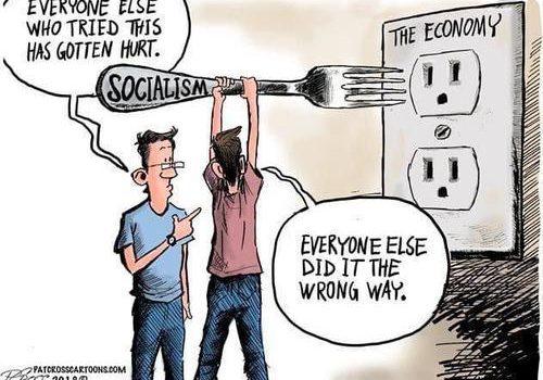 fork in socialism